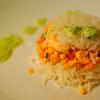 Petit tas de riz de dépannage