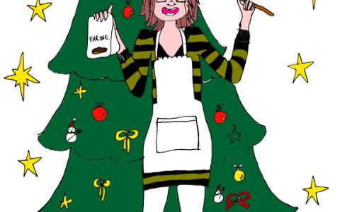 Les petits biscuits de Noël d'Eva
