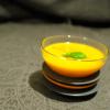 Velouté curry-carotte
