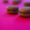 Biscuits burgers au caramel