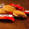 Cookies aux pépites de Kinder