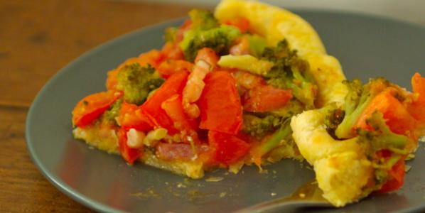 La tarte au brocolis (ou la grosse imposture)