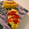 Mini hot dog