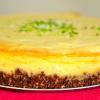 Cheesecake coco – citron vert