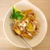 Salade de pomme de terre au fenouil