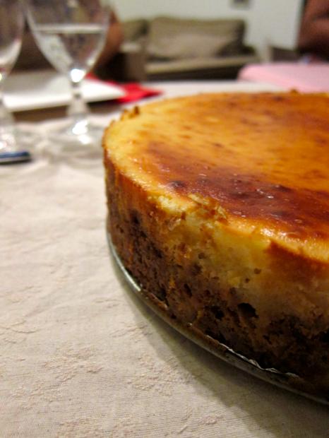Recette Du Cheese Cake Au Lait Concentre